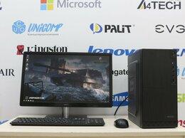 Настольные компьютеры - Игровой пк i5-2500/ 8GB DDR3/MSI GT 1030 2Gb 64bit, 0