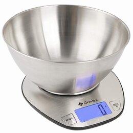 Кухонные весы - Весы кухонные Gemlux GL-KS5SB, 0