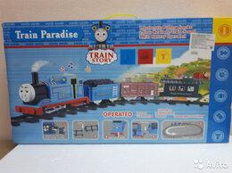 Детские железные дороги - Железная дорога томас - новая, 0