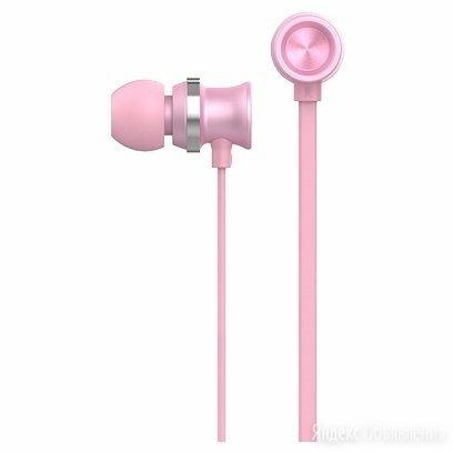 Наушники CELEBRAT D7 розовое золото по цене 420₽ - Наушники и Bluetooth-гарнитуры, фото 0
