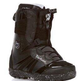 Ботинки - Сноубордические ботинки Northwave Dahlia SL Black, 0