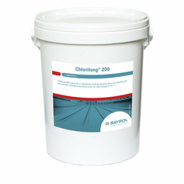 Фильтры, насосы и хлоргенераторы - Хлорилонг 200 для бассейна 25кг, 0