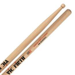 Барабанные палочки, щетки, руты - VIC FIRTH 5BBRL Палочки барабанные, орех,…, 0
