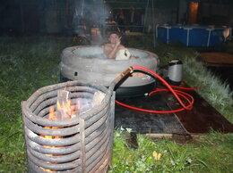Водонагреватели - Спиральный дровяной водонагреватель для нагрева…, 0