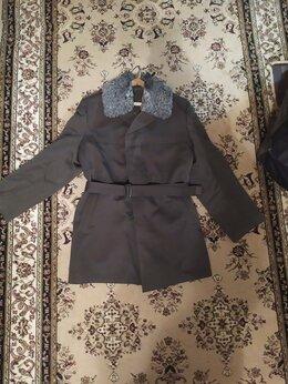 Пальто - Пальто военное, 0