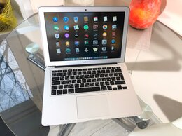 Ноутбуки - MacBook Air 13 256GB SSD состояние нового, 0