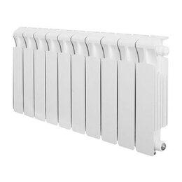 Радиаторы - Радиатор алюминиевый Rifar Alum 350 10 секций, 0