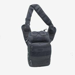 Сумки - Мужская сумка через плечо, 0