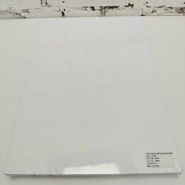 Расходные материалы для брошюровщиков - Картон тисненый А3, белый 100 шт. (Yu), 0