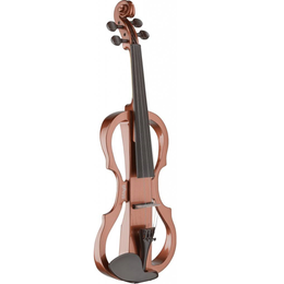 Смычковые инструменты - STAGG EVN X-4/4 VBR Электроскрипка в комплекте,…, 0