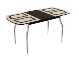 """Столы и столики - Раздвижной стол """"Квадро"""" (подстолье изогнутое), 0"""