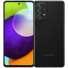 Мобильные телефоны - Смартфон Samsung Galaxy A52 128GB Black, 0