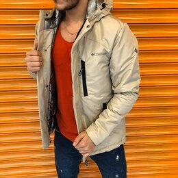 Куртки - демисезонные куртки (Евро зима) columbia, 0