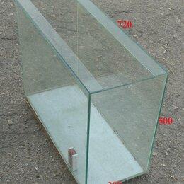 Аквариумы, террариумы, тумбы - Аквариум ≈110 литров, 0