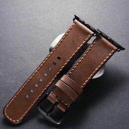 Ремешки для часов - Ремешки кожаные для Apple Watch, 0