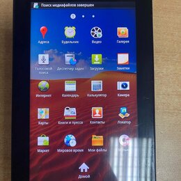 Планшеты - Планшет Samsung Galaxy Tab P1000 16Gb б/у, 0