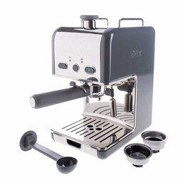 Кофеварки и кофемашины - Кофеварка рожковая Kenwood ES 020, 0