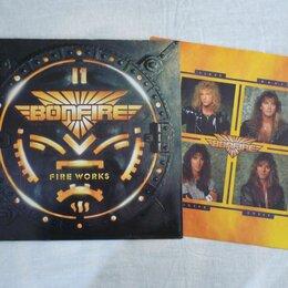 Виниловые пластинки - LP SINNER -  Fire works   germany, 0