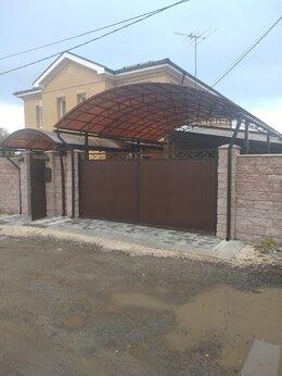 Архитектура, строительство и ремонт - Навесы для частного дома, 0
