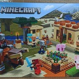 Конструкторы - Лего lego Minecraft 21160, 0