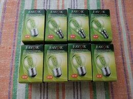 """Лампочки - Лампа """"FAVOR"""" (Е14/E27). Патрон керамический (Е27), 0"""