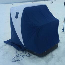 Аксессуары и комплектующие - мобильная палатка для зимней рыбалки, 0