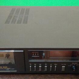 Музыкальные центры,  магнитофоны, магнитолы - Кассетная дека Technics RS-M45 , 0