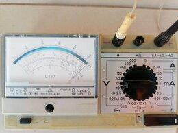 Измерительные инструменты и приборы - Мультиметр Ц4317, 0
