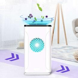 Очистители и увлажнители воздуха - Очиститель воздуха для дома + Ароматерапия Genco HomeRec 002, 0