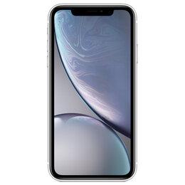 Мобильные телефоны - 🍏 iPhone ХR 128Gb white (белый)  , 0