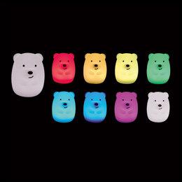 """Ночники и декоративные светильники - Светильник-ночник Artstyle """"TL-901M"""", 9 цветов  свечения, 2 режима работы, ко..., 0"""