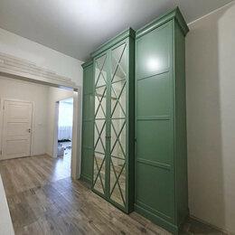 Шкафы, стенки, гарнитуры - Шкаф распашной в классическом стиле. Классика платяной распашной шкаф в прихожую, 0
