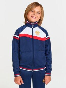 Спортивные костюмы и форма - Детские спортивные костюмы России с гербом (28-42), 0