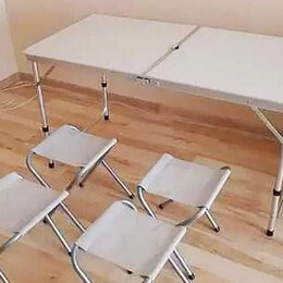 Походная мебель - Стол туристический новый, 0
