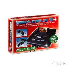 Ретро-консоли и электронные игры - Сега Sega Super Drive 2 mini (132 игры) Red, 0