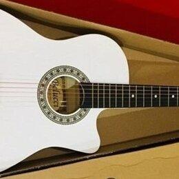 Акустические и классические гитары - Гитара Belucci BC-3820 WH, 0