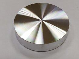 Комплектующие - Алюминиевая опора пятак для УФО склейки стекла…, 0