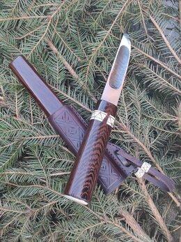 Ножи и мультитулы - Якутский нож, 0