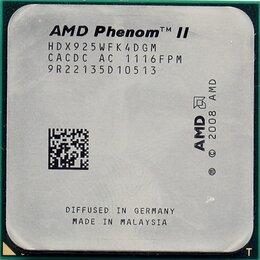 Процессоры (CPU) - процессор сокет Am3 AMD Phenom II X4 925 -…, 0