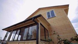 Готовые строения - дачный дом 6 на 6 проект 80, 0