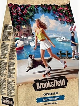 Корма  - Корм Brooksfield Adult Dog All Breeds Chicken для , 0