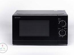 Микроволновые печи - Микроволновая печь Sharp R6000RK, черный, 0