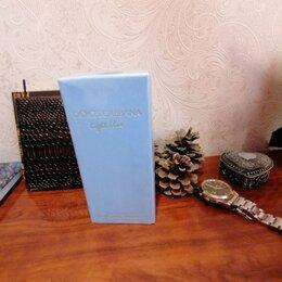 Парфюмерия - Dolce Gabbana Light Blue оригинал , 0