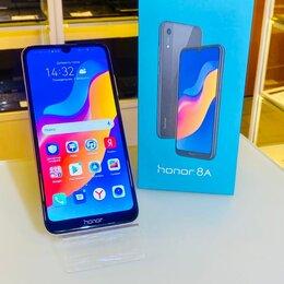 Мобильные телефоны - Как Новый Honor 8A Полный комплект, 0
