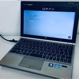 Ноутбуки - Ноутбук HP EliteBook 2170p i5-3427U, 0