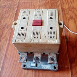 Пускатели, контакторы и аксессуары - Контактор Siemens 3TB56 17-0A 450A, 0