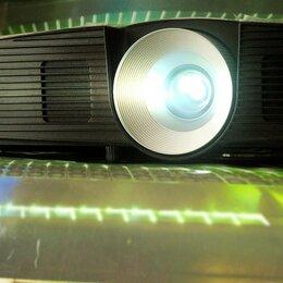 Проекторы - Acer X1383WH DLP проектор , почти новый, яркий, лампа 10000ч идеал для спортбара, 0