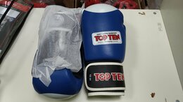 Перчатки для единоборств - Перчатки Top Ten WAKO, новые, 0