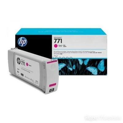 B6Y09A Струйный картридж Hewlett Packard по цене 19000₽ - Чернила, тонеры, фотобарабаны, фото 0