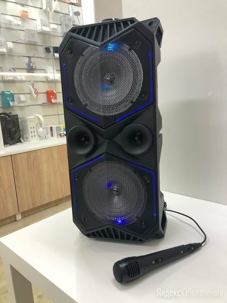 Портативная колонка ZQS-1820 по цене 2799₽ - Портативная акустика, фото 0